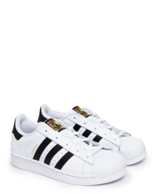 Adidas Junior Superstar C Ftwwht/Cblack/Ftwwht