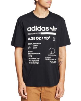 Adidas Kaval Grp Tee Black
