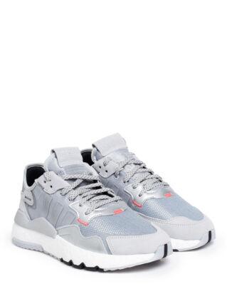 Adidas Nite Jogger Silver Met./Lgh Solid Grey/Core Black