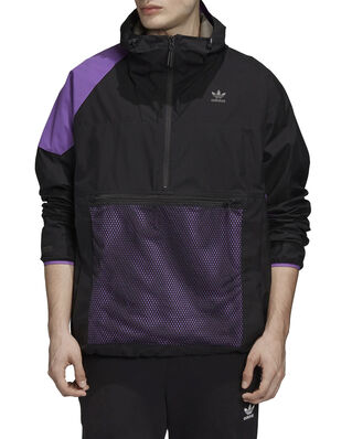 Adidas PT3 Gore-Tex Infinium Karkaj Windbreaker Black/Active Purple