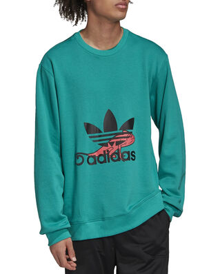 Adidas PT3 Sweatshirt Glory Green