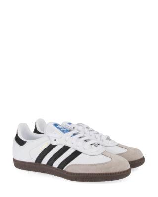 Adidas Samba OG Footwear White/Core Black/Clear Granite