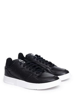 Adidas Supercourt Cblack/Cblack/Ftwwht