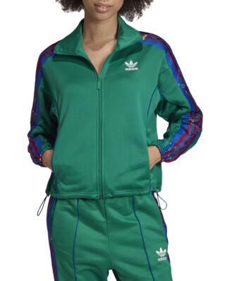 Adidas Tracktop Bold Green