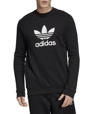 Adidas Trefoil Crew Black