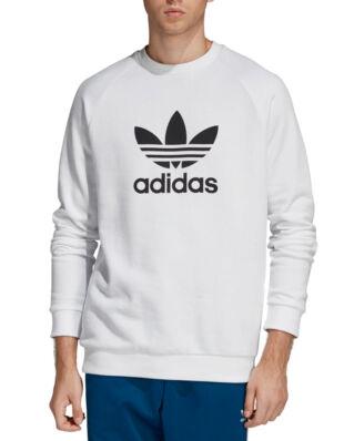 Adidas Trefoil Crew White