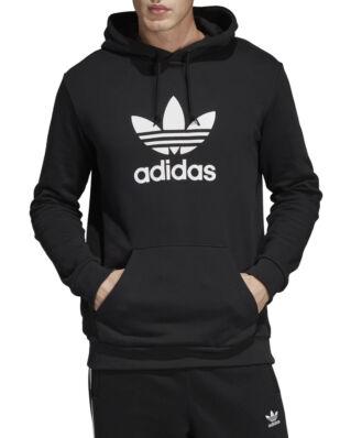 Adidas Trefoil Hoodie Black