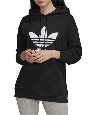 Adidas Trefoil Hoodie Black/White
