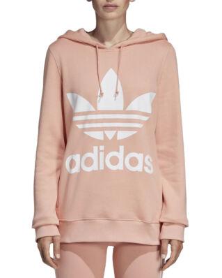 Adidas Trefoil Hoodie Dust Pink