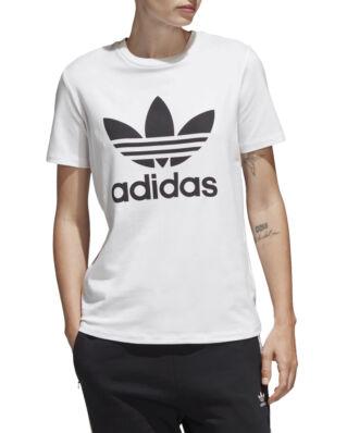 Adidas Trefoil Tee White/Black