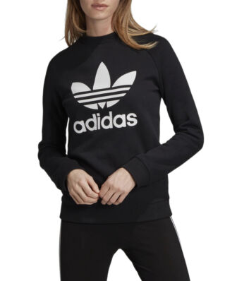 Adidas Trf Crew Sweat Black