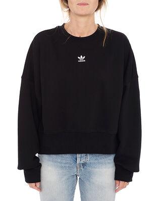 adidas Adicolor Essentials Fleece Sweatshirt Black
