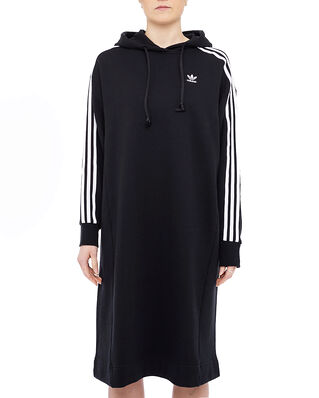 Adidas Hoodie Dress Black