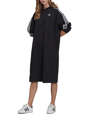 Adidas Hoodie Dress Black