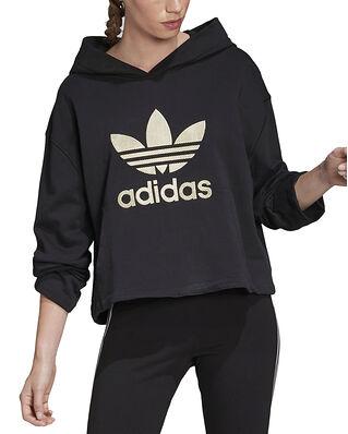Adidas Lg Hoodie Black