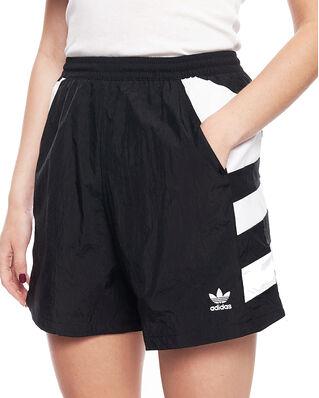 adidas Lrg Logo Short Black/White
