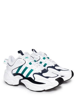 Adidas Magmur Runner W Ftwwht/Glrgrn/Iegink