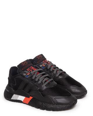 Adidas Nite Jogger Cblack/Cblack/Silvmt
