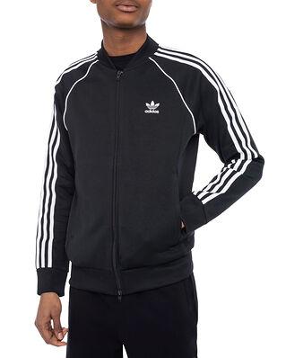 Adidas Track Tops Black
