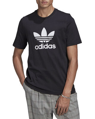 Adidas Adicolor Classics Trefoil T-Shirt Black/White