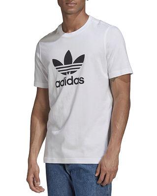 Adidas Adicolor Classics Trefoil T-Shirt White/Black