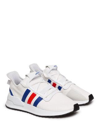 Adidas U_Path Run Ftwwht/Royblu/Lusred