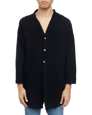 ADNYM Atelier Kimo Shirt Washed Black