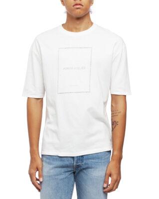 ADNYM Atelier Tyros Tee White Print