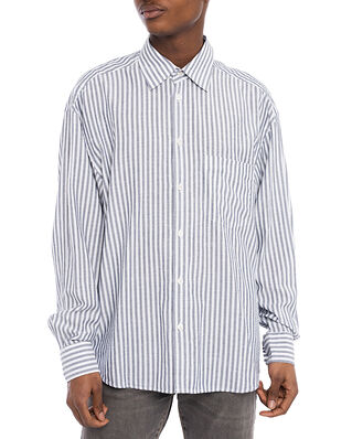 ADNYM Atelier Taq Shirt Dust Stripe