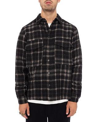 ADNYM Atelier Suf Shirt Black Check