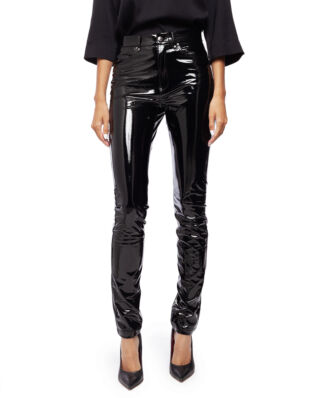 Ahlvar Gallery Amaya Latex Trousers Black