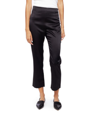 Ahlvar Gallery Annie Cropped Trousers Black