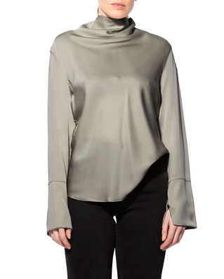 Ahlvar Gallery Ayumi Blouse Light Military