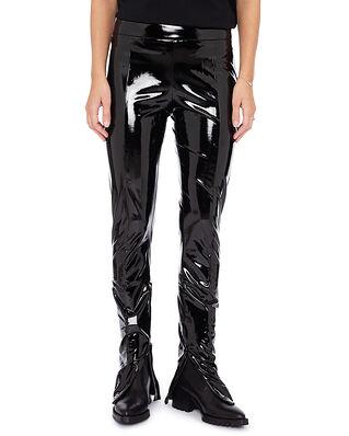 Ahlvar Gallery Elly Latex Trousers Black