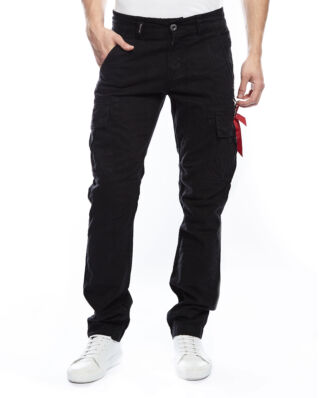 Alpha Industries Agent Black