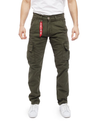 Alpha Industries Agent Dark Olive