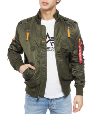 Alpha Industries Falcon II Dark Green