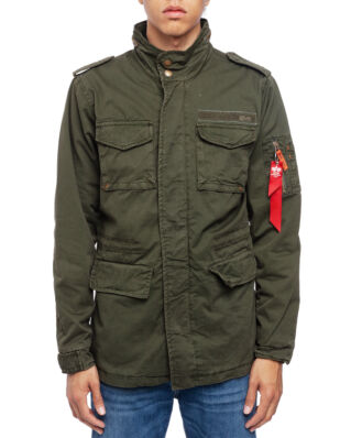 Alpha Industries Huntington Dark Olive