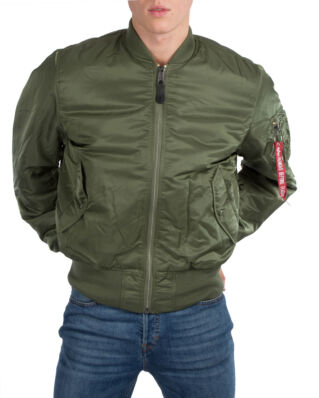 Alpha Industries MA-1 Sage green