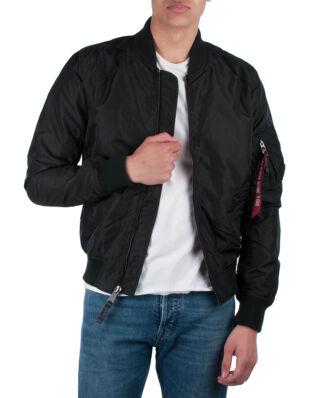 Alpha Industries MA-1 TT bomber jacket black