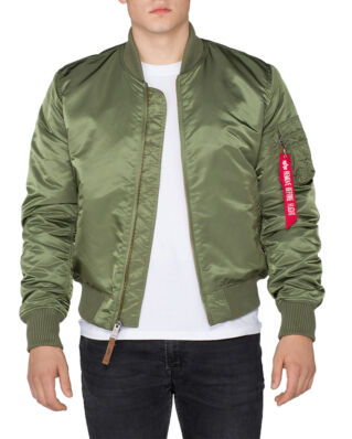 Alpha Industries MA-1 VF 59 Sage green-Import FW19