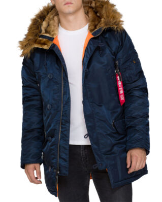 Alpha Industries N3B VF 59 Replica Blue