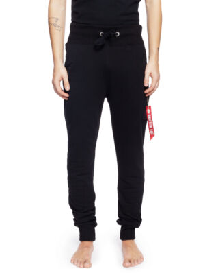 Alpha Industries X-Fit Slim Cargo Pant Black