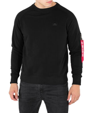 Alpha Industries X-Fit Sweatshirt Black