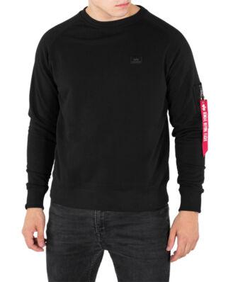 Alpha Industries X-Fit Sweatshirt Black