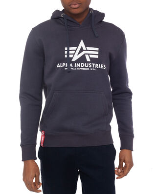 Alpha Industries Basic Hoody Navy