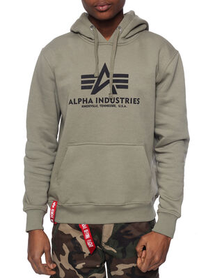 Alpha Industries Basic Hoody Olive