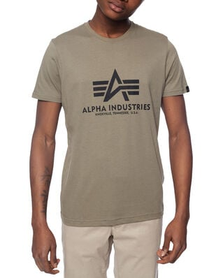 Alpha Industries Basic T-shirt Olive