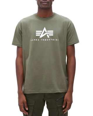Alpha Industries Basic T Dark Olive