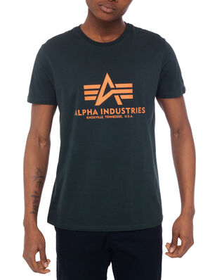 Alpha Industries Basic T Dark Petrol